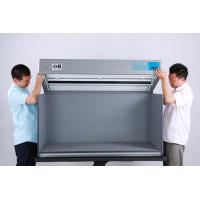 Quality 120cm D65 TL84 UV F CWF TL83 fabric color viewing light box for color inspection P120 wholesale