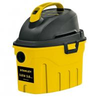 Quality PP Stanley Wet Dry Vacuum Cleaner 3 Gallon 12L With CE RoHS Certification wholesale