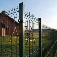 Quality 3d Welded Wire Mesh Fencing Panel Garden Fence For Residential wholesale