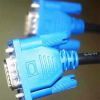 China High Quality 15 pin super monitor Male To Male Vga Cable For Computer on sale