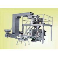 Quality Continuous Pouch Filling And Sealing Machine For Food / Snack , VFFS Packing Machine wholesale