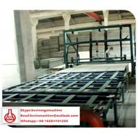 Cheap Building Wall Polyurethane Sandwich Panel Production Line High Automatic Degree for sale