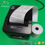 Quality Black Image Cash Register Thermal Paper Rolls Black Image Grade A Level High Brightness wholesale