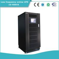 Quality Three Phase 4 Wire Modular UPS System Telecom Modular Type Energy Saving wholesale