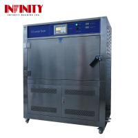 Quality 100 L UV Lamp Accelerated Aging Test Machine for Temperature Shining Strength Humidity wholesale
