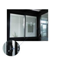 China AS2047 standard China golden supplier aluminum double glass sliding window with security mesh in Renshi on sale