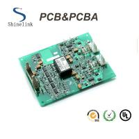 Quality Green Electronic hardware pcb assembly BOM Gerber file multilayer pcba wholesale