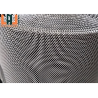 0.028mm Fine Galvanised Wire Mesh Expanded Metal Mesh Roll For Battery for sale