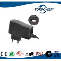China 3A AC DC Universal USB Power Adapter Switched Power Supply 5V 15W CE UL on sale