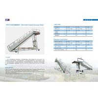 Quality Durable Aircraft Passenger Stairs , Aviation Ground Support Equipment  wholesale