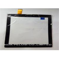 China Standard Pixel Capacitive Touch Screen , Tecno Black White LCD Screen Digitizer on sale