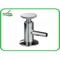 Quality Sanitary Hygienic Liquid Sampling Valve Stainless Steel For Dairy Process wholesale
