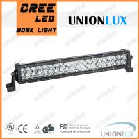 China Super Bright Waterproof Ip67 Cree Offroad Led Light Bars 120w on sale