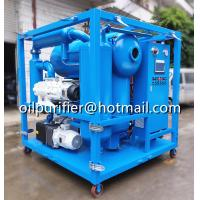 China Used Transformer Oil Regenerator, Waste Oil Processing Equipment for Transformer Maintenance and repair, oil Management on sale