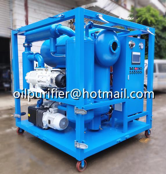 Cheap transformer oil filtration machine specifications,transformer oil purification machine, Fr3 Oil Purifier Manufacturer for sale