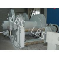 Quality Low Noise Operation Marine Hydraulic Winch Double Drum Winch wholesale