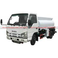 Quality ISUZU Diesel Fuel Bowser Truck wholesale