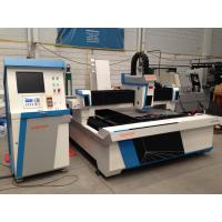 Buy cheap Electrical cabinet Stainless steel laser cutting machine with laser power 800W from wholesalers