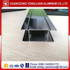 China Bronze anodzed aluminium profle for window and door,aluminum window and door design on sale