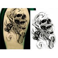 Buy cheap Fashion Design Temporary Tattoo Sticker Customized Size And Patterns product