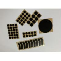 China Die cut PU Poron foam with 3M double sided tape Gasket Sealing Vibration Management on sale