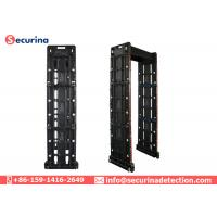 China Tunnel Size 700mm Airport Security Detector Keypad Control With 2 Years Warranty on sale