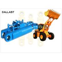 Quality Excavator Hydraulic Cylinder Double Acting Piston Type Boom Bucket Arm Parker wholesale