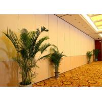 Quality High Sound Proof Movable Walls Folding Internal Doors For Office 100mm Panels wholesale