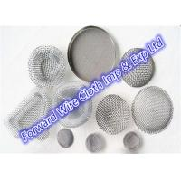 stainless steel wire mesh further processing products can be customized