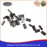 Quality 1400mm Stable High Grade Diamond Segments For Stone / Concrete / Asphalt wholesale