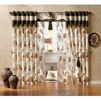Quality Jacquard 100% Polyester Window Curtains(OYHG-W0002-2) wholesale
