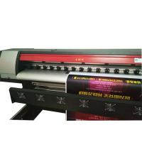 Quality Solvent  Inkjet Printing Machine / Sublimation Printer Plotter With One  Dx5 Head wholesale