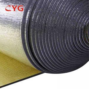 Buy cheap Aluminium Foil Pe Air Conditioner Pipe Insulation Foam Ldpe Material Custom from wholesalers