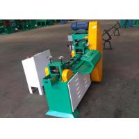 China 5000mm Width Wire Straightening And Cutting Machine For 1.6mm- 5.0mm Diameter Wire on sale