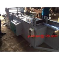 Quality Shrink Label Glue Sealing Machine Sleeve Seaming Machine for Plastic Bag Making Machine wholesale