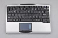 Quality Slim 2.4G RF Wireless Keyboard with Touchpad K9 wholesale