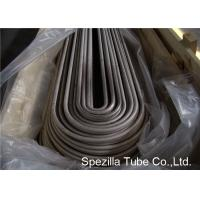 Quality ASTM A249 TP316L U Bend Pipe ,TIG Welded Stainless Steel Tubing wholesale