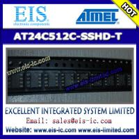 Quality AT24C512C-SSHD-T - ATMEL - I2C-Compatiable (2-wire) Serial EEPROM 512-Kbit - Email: sales0 wholesale