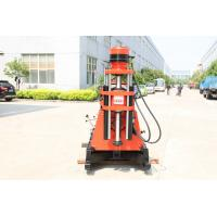 Quality XY-4-3A Rotary Engineering Drilling Rig Reverse Circulation , Ground Drilling Machine wholesale