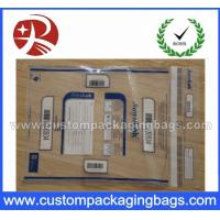 China Confidential Security Custom Packaging Bags , Customization File Backpack on sale