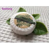Quality Customized Round White hotel small hotel toilet soap bar soap wholesale