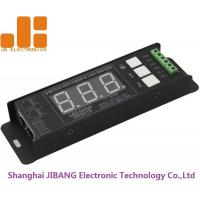 China Digital Display Address LED Dimmer Controller Asynchronous Color For RGB Strip on sale