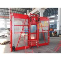 Quality 0 ~ 63m/min Curved Construction Passenger Hoist for Personnel and material wholesale