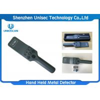 Quality High Detecting Speed Metal Detector Hand Wand With ABS Material Housing wholesale