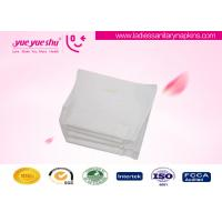Quality Cotton Menstrual Ultra Thin Natural Sanitary Napkins Lady Use With Wings wholesale