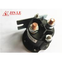 Quality Automobile Starter Solenoid Switch , 24v 12v Solenoid Switch For Hydraulic DC Motor wholesale