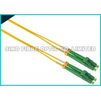 Quality Simplex ST To LC Fiber Patch Cable Singlemode 900 Micron Tight Buffered wholesale