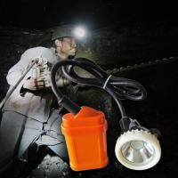 China rechargeable mining explosion proof lamp with 6 pcs auxiliary light on sale