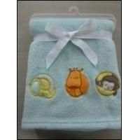 China Embroidered Baby Blanket (ABTX-107) on sale