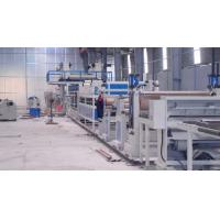 Quality 1Tons - 1.2Tons Aluminum Composite Panel Machine CE Co - Extrusion With 4 Extruders wholesale